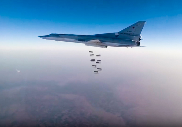In a first, Russia uses Iran base to bomb targets in Syria