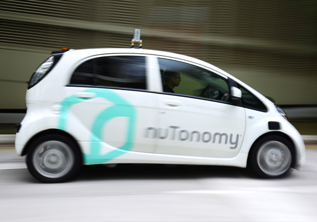 World's first self-driving taxis debut in Singapore
