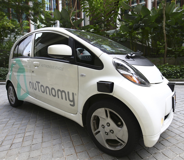 India Tv - World's first self-driving taxis debut in Singapore