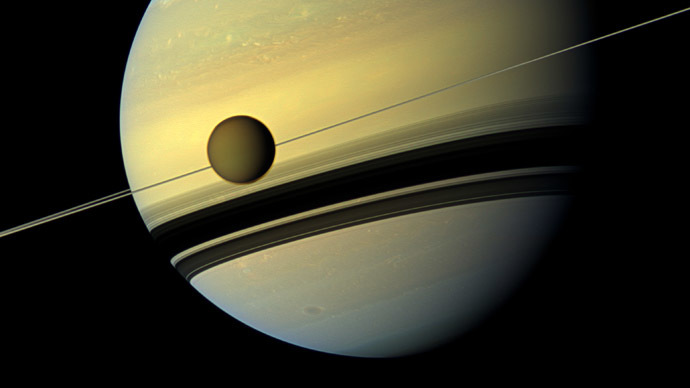 NASA's submarine could explore life on Saturn's moon