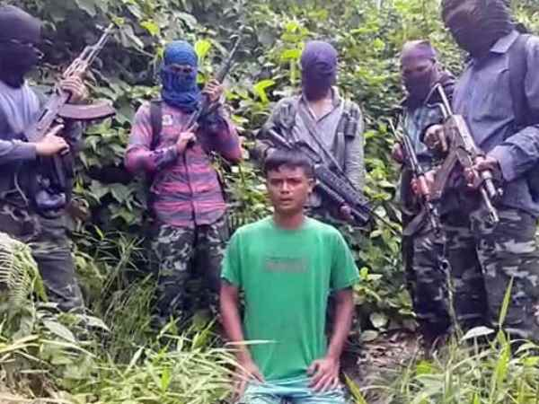 Ulfa releases video of BJP MP's abducted child | India TV