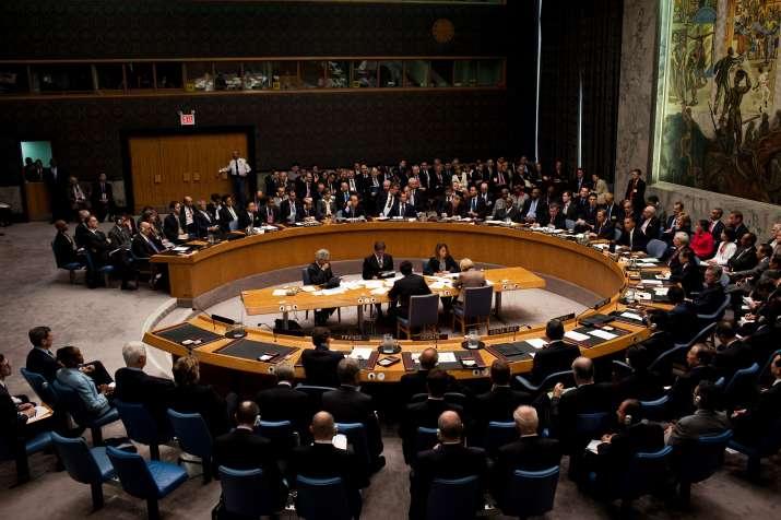 UN Security Council | India TV