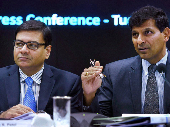 Urjit Patel and Raghuram Rajan | India TV