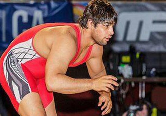 India Tv - Satyawart Kadian is a wrestler from Rohtak.