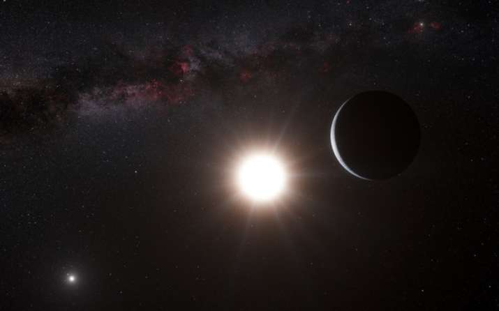 Three massive planets in binary star system- India TV