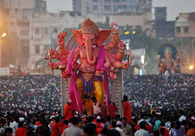 India Tv - Ganesh Chaturthi 2016