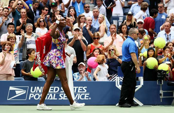 US Open: Venus Williams crashes out from fourth round