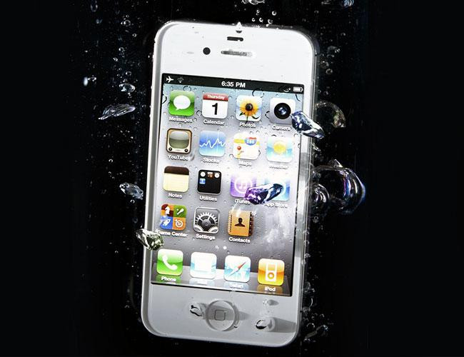 This special coating will make your smartphones waterproof