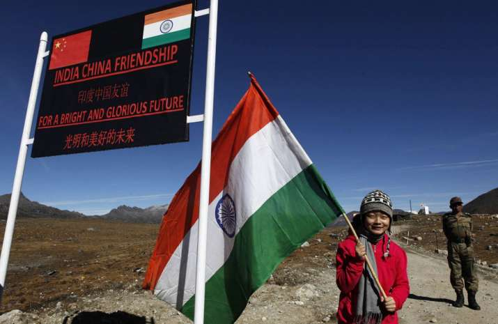 India China border in Arunachal Pradesh