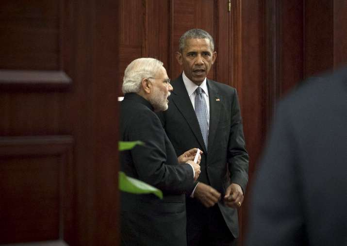 Obama praised PM Modi's 'bold policy' on tax reform