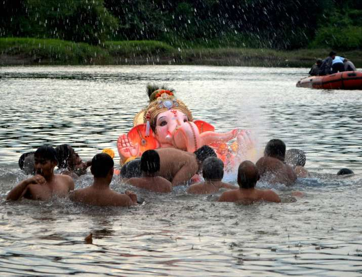14 killed during Ganesh immersion in Maharashtra