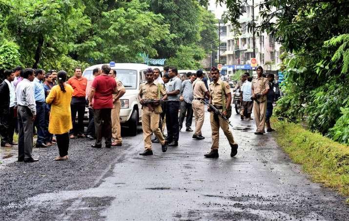 India Tv - Maharashtra on high alert