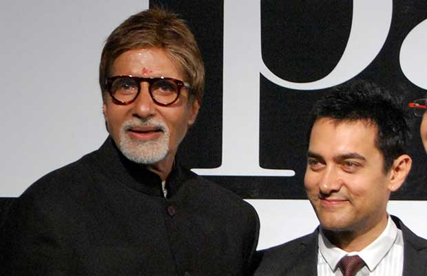 Big B confirms he and Aamir will star in YRF's 'Thug'