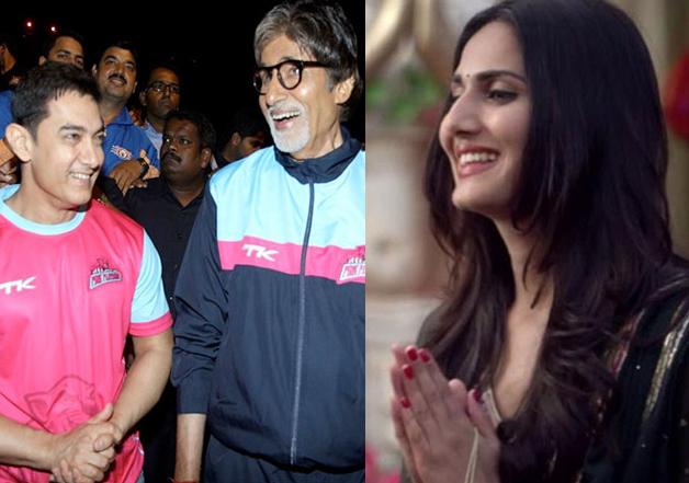 Thugs of Hindostan: Will Vaani Kapoor join Aamir and Big B