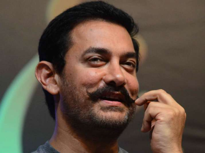 Here's why Aamir is showing 'Dangal' to friends in