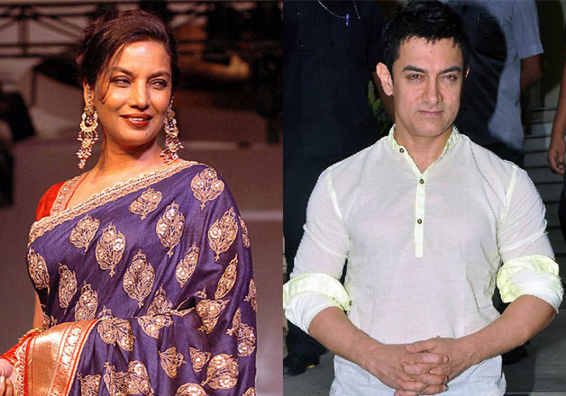 Aamir Khan gives the 'best' gift to Shabana Azmi on her