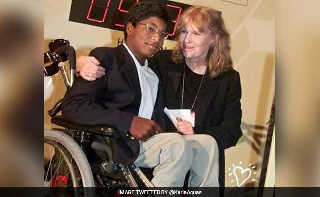 Mia Farrow's adopted son from Kolkata