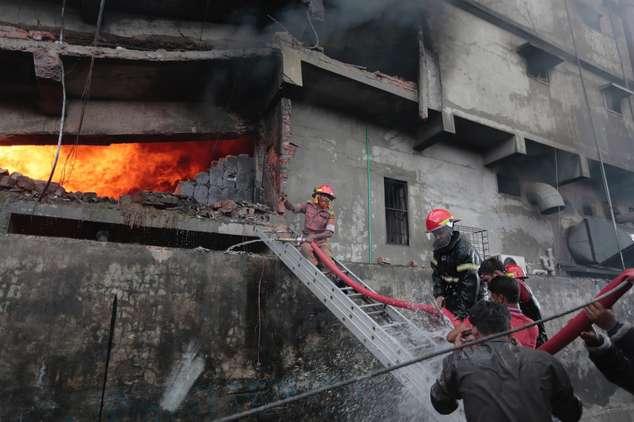 India Tv - Boiler explosion