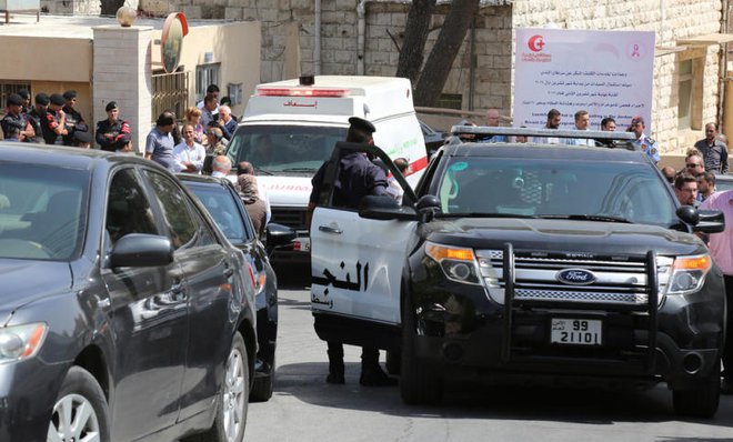 Jordanian writer shot dead for insulting islam