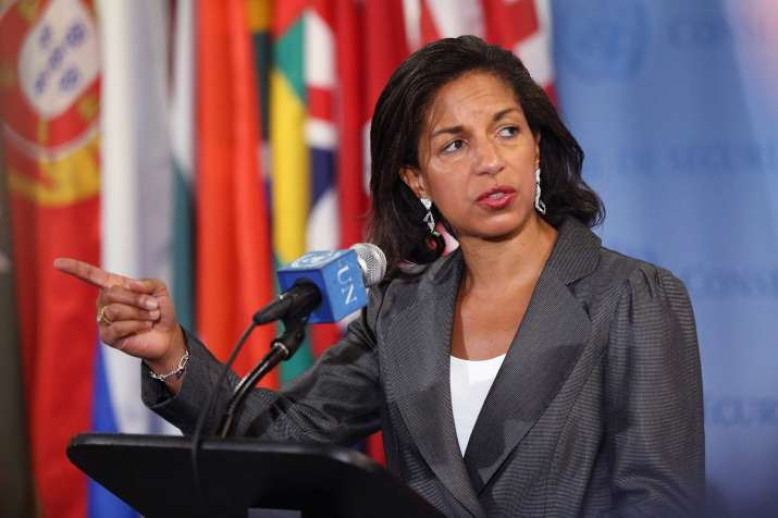 Susan rice called Doval condemning Uri attack