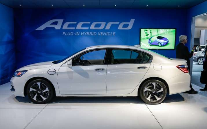 2016 Honda Accord Hybrid India launch on 25 October