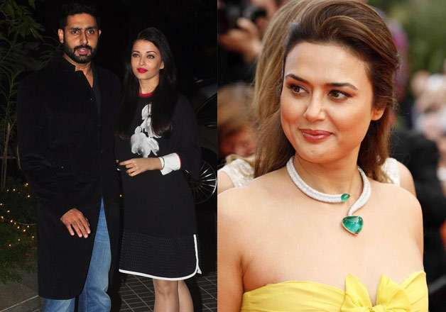 Preity Zinta's girl crush on Aishwarya is making Abhishek
