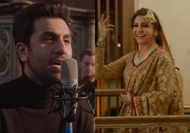 Ranbir sang 'Ae Dil Hai Mushkil' track on reality show