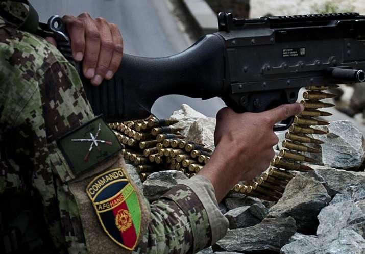 Afghan Army | India TV