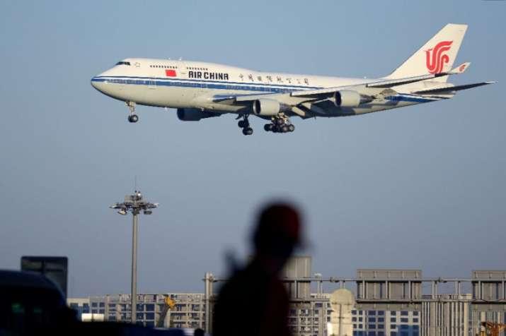 Air China   India TV