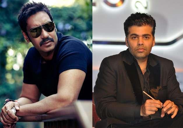Angry Ajay Devgn demands investigation against Karan Johar