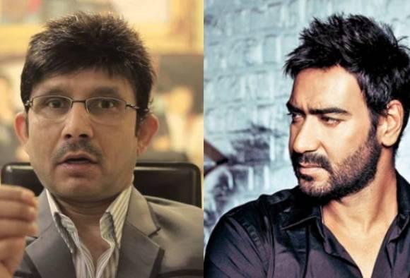 Ajay Devgn vs KRK tale gets murkier