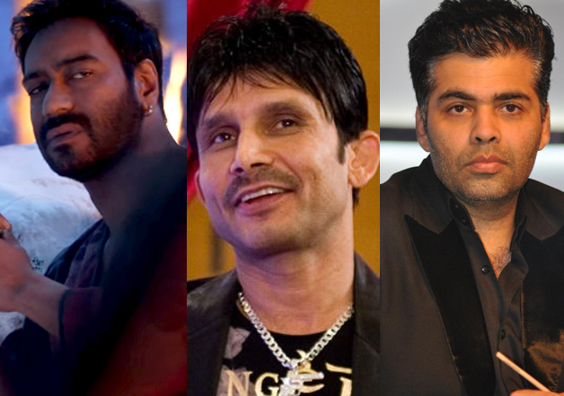 Ajay's 'explosive' clip tells KRK took Rs 25 lacs to