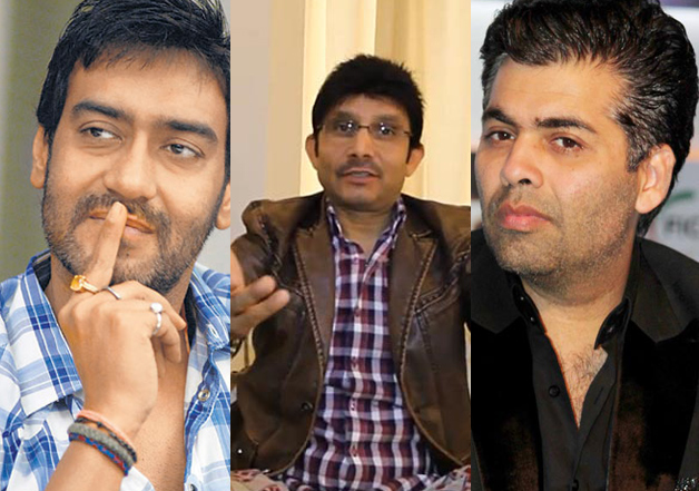 KRK takes U-turn, says not Karan Johar but Ajay paid him