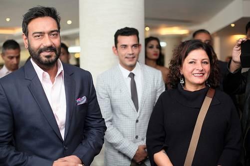 'Parched' director Leena Yadav calls Ajay Devgn