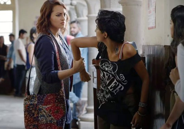 Sonakshi Sinha's punch gives 'Akira' a decent opening