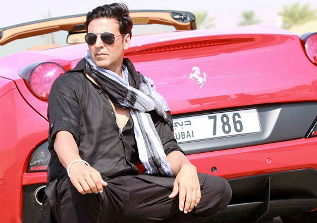 Akshay Kumar to play 'five' characters in this