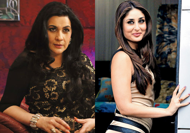 Is Amrita considering Kareena as a 'bad influence' on