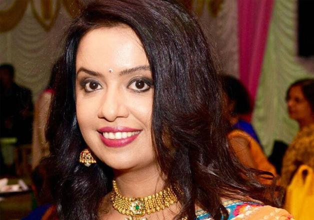 India Tv - Maharashtra CM's wife Amruta Fadnavis