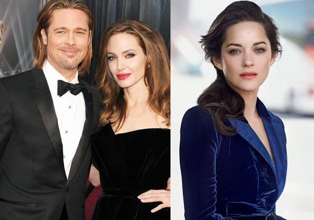 Actress 'rumoured' to be reason behind 'Brangelina' split