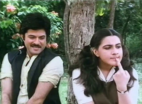 Anil accepts he is scared of Amrita Singh and the reason is