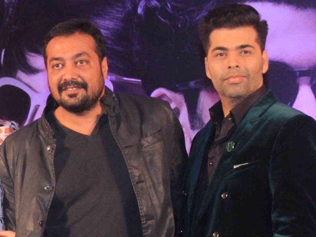 Anurag Kashyap comes out in support of KJo, questions
