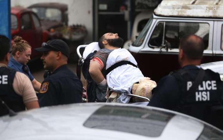 Ahmad Khan Rahami bombing suspect