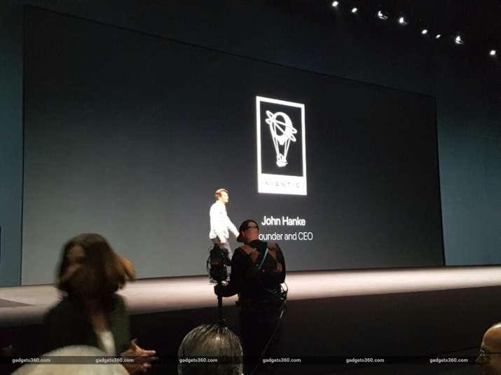 India Tv - iPhone 7 launch