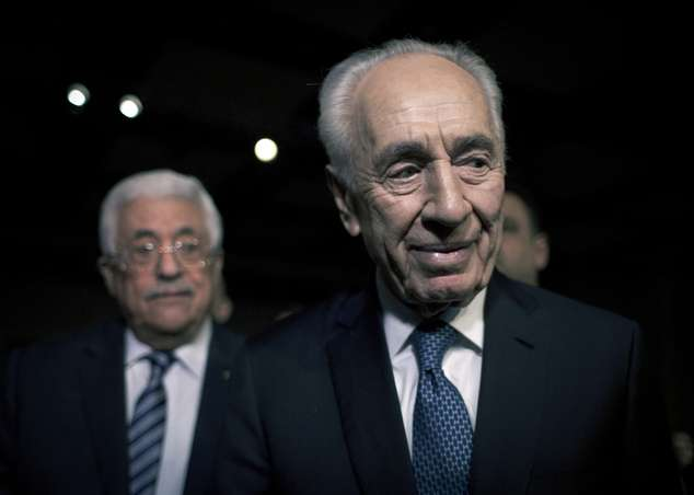 Shimon Peres, former Israel PM and president, dies