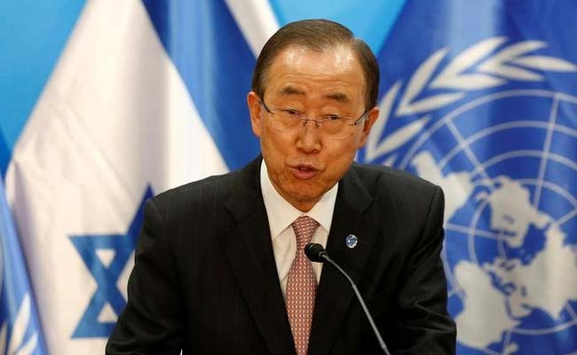 Ban Ki-Moon makes no reference to Kashmir in UNGA address