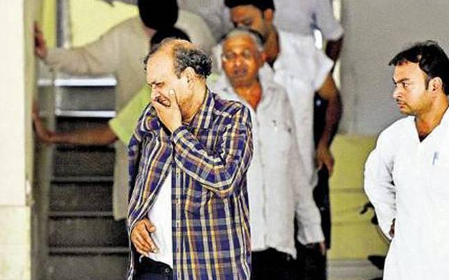 BK Bansal's son Yogesh declared Rs 2.4 crore as 'black