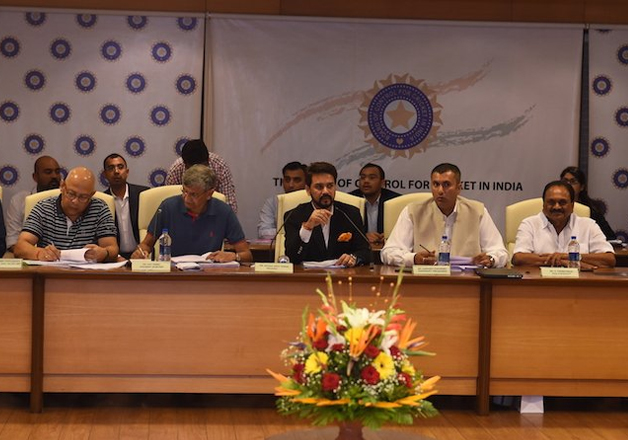 87th Annual General Meeting of BCCI