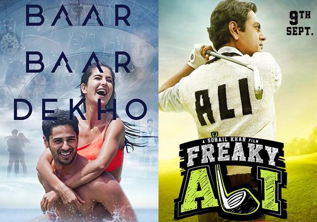 Freaky Ali vs Baar Baar Dekho