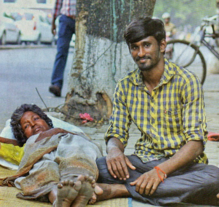 Street beggar from Chennai is now a Cambridge student Know
