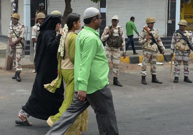 Cauvery row: Normalcy returns to Bengaluru